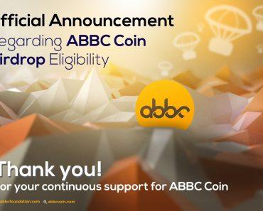 ABBC Airdrop Eligibility
