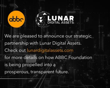 ABBC Improves Marketing Efforts, Partnering with Lunar Digital Assets and Developing Internal Team