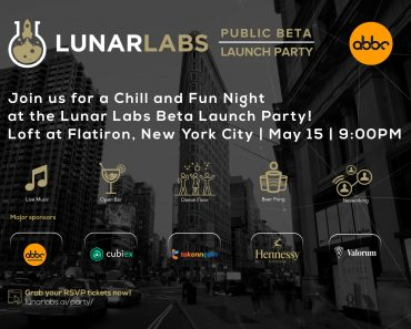 Lunar Labs Beta Launch Party ABBC