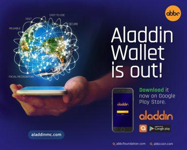 Aladdin Wallet Goes Live!