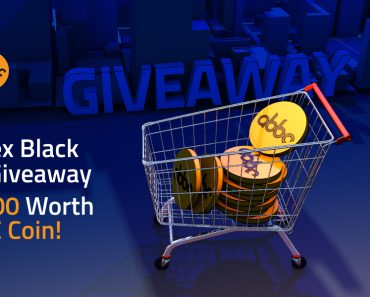 ABBC DigiFinex Black Friday Giveaway