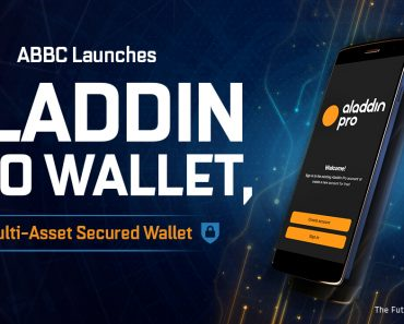 ALADDIN PRO WALLET,A Multi-Asset Secured Crypto Wallet