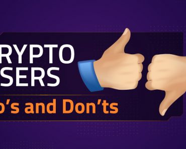 Crypto Users-Do's-and-Don'ts
